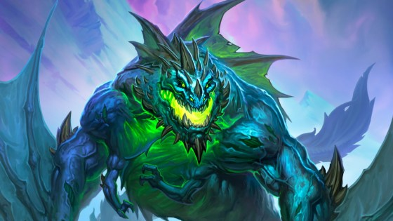Galakrond decks get another nerf in Hearthstone: Descent of Dragon's next balance update.