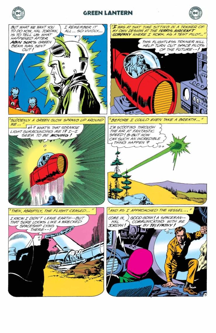 DC Preview: Green Lantern (1960-1986) #1: Facsimile Edition
