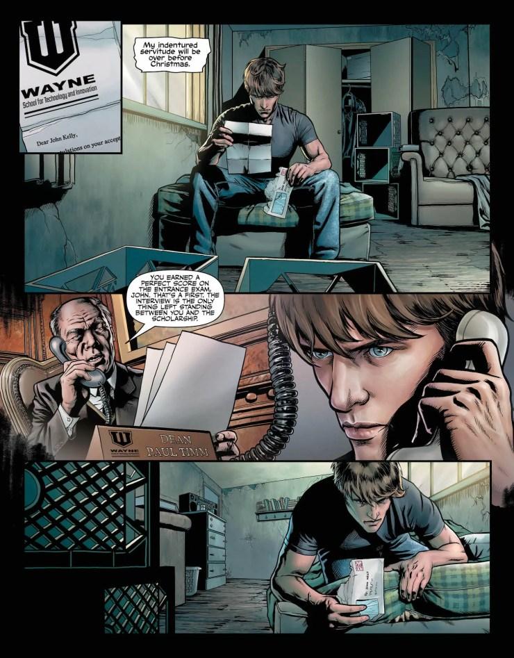 DC Preview: Joker/Harley: Criminal Sanity #3