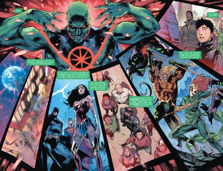 DC Preview: Justice League #39