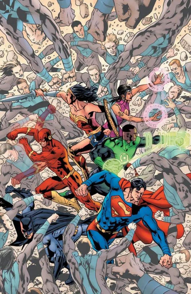 DC Preview: Justice League #40