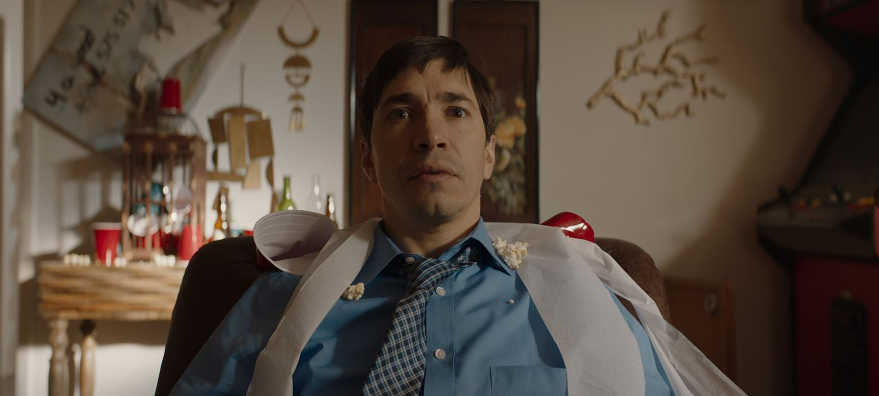 The Wave: Justin Long Anchors Trippy Movie