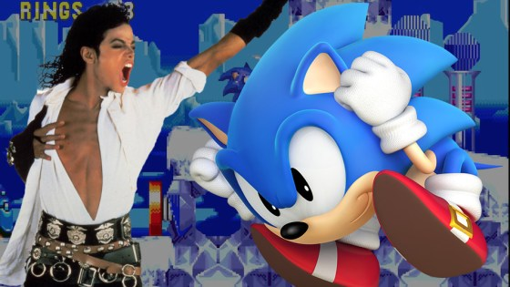 The crazy story of Michael Jackson's involvement in Sonic the Hedgehog 3