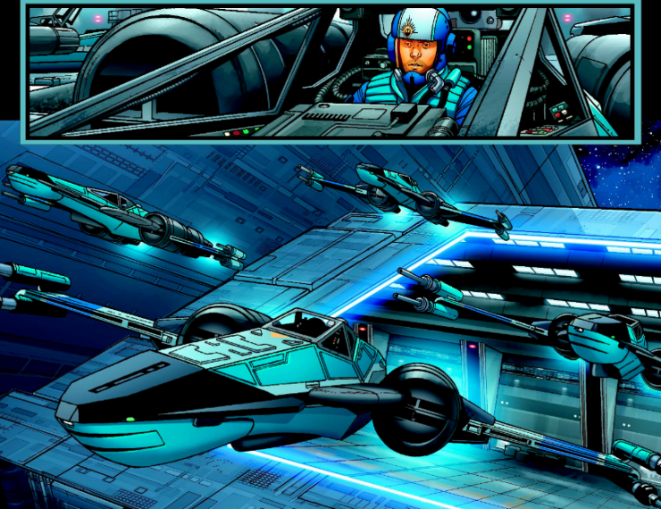 What happened to the New Republic Defense Fleet?