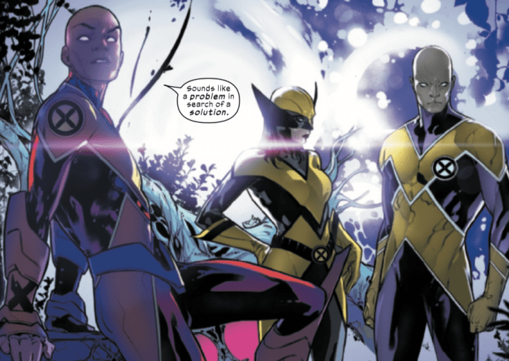 What could this revelation mean in X-Men #5 for three popular mutants?