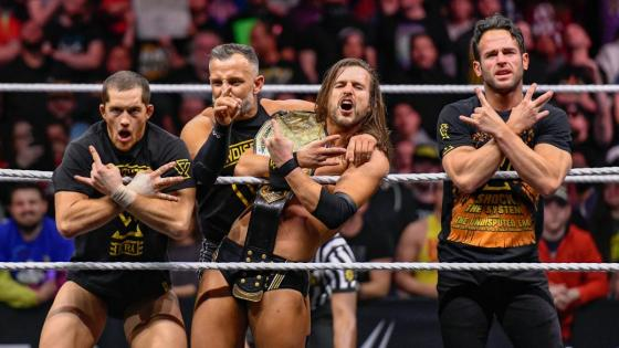 NXT TakeOver: Portland review, a look at the Ruthless Aggression era, and the badass rasslin' moment of the week.