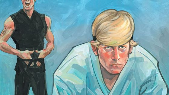 Cobra Kai: The Karate Kid Saga Continues #3 Review