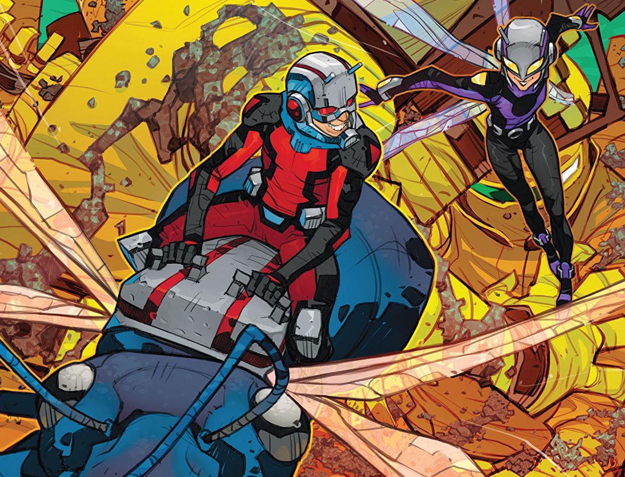 Ant-Man #1 Review