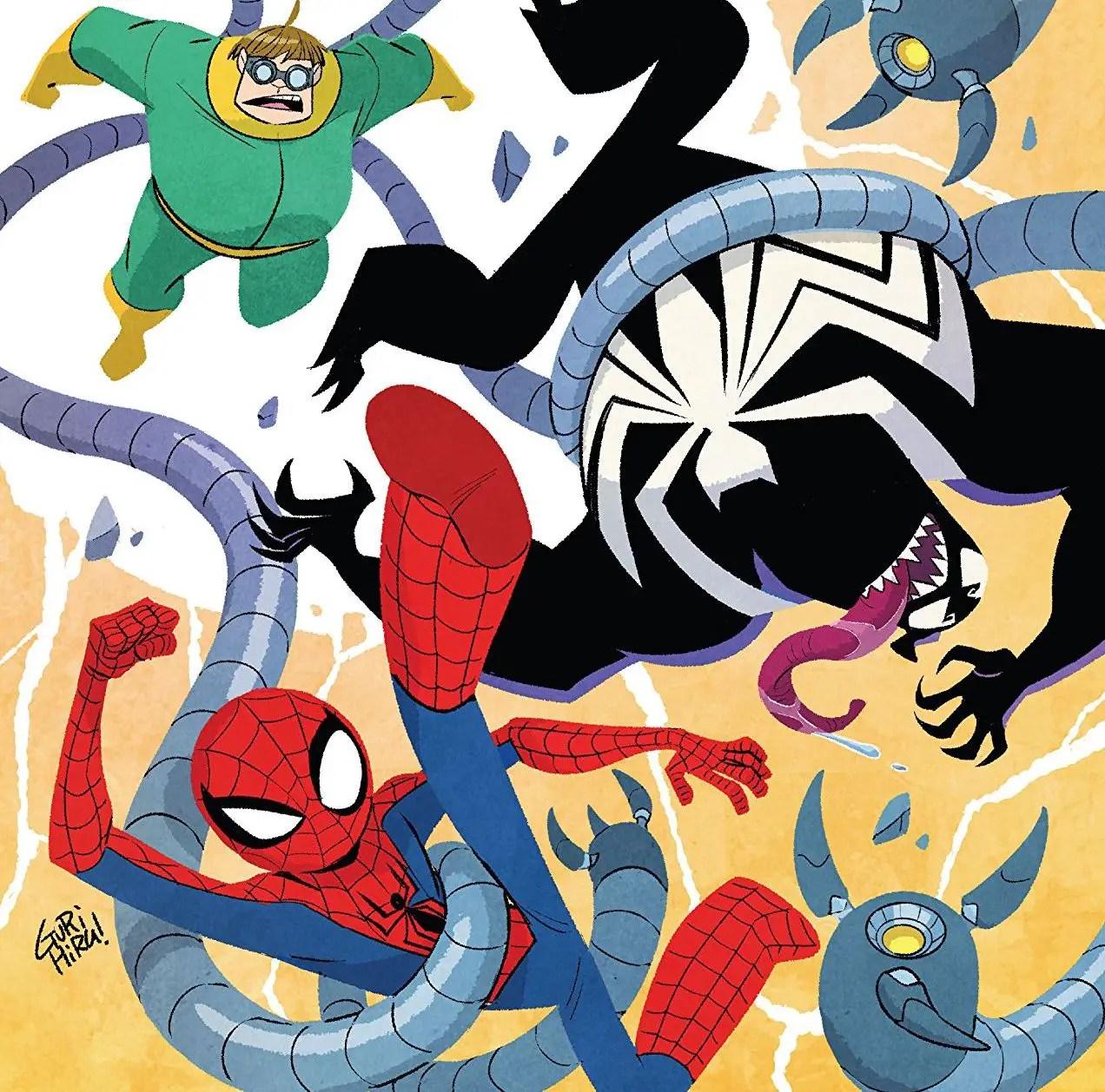 Spider-Man & Venom: Double Trouble #4 Review