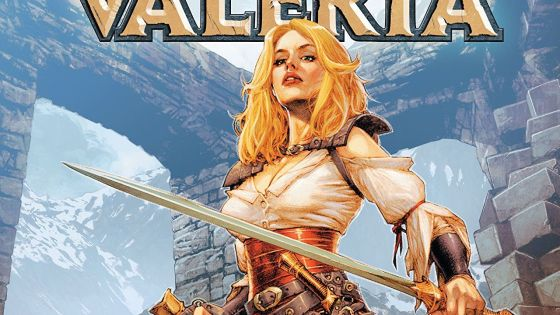Age of Conan: Valeria TPB Review