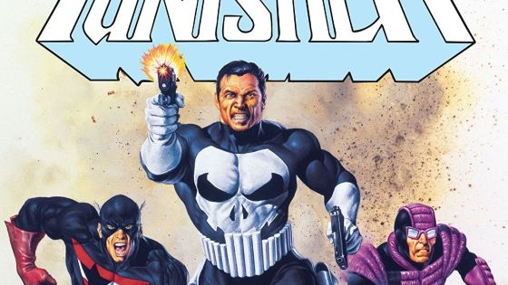 Punisher can be excellent when given the chance on his own terms.