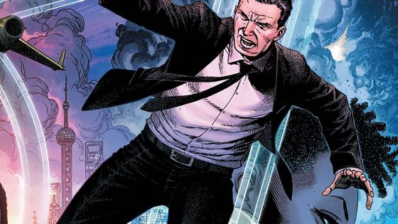 James Bond #3 Review