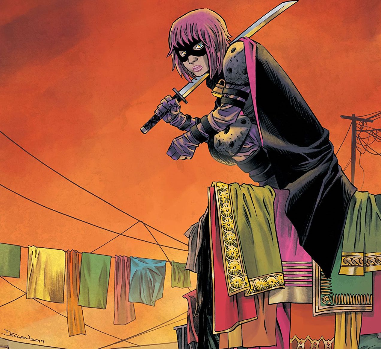 Hit-Girl Vol. 6: In India Review
