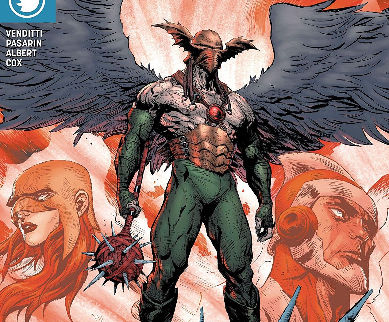 Hawkman #21 Review