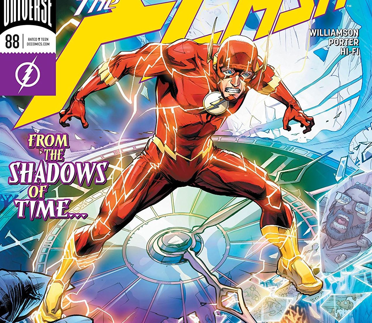 The Flash #88 Review