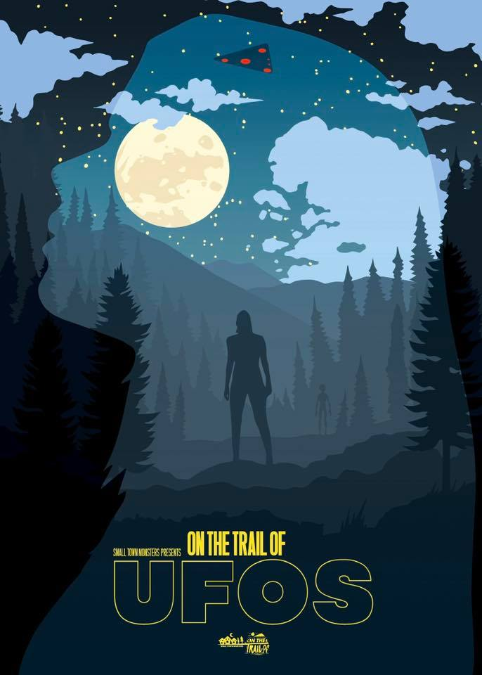 Kickstarter Alert: 'On the Trail of UFOs,' with Seth Breedlove of Small Town Monsters