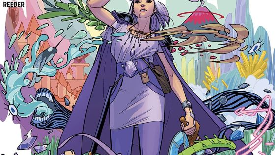 Amethyst #1 Review