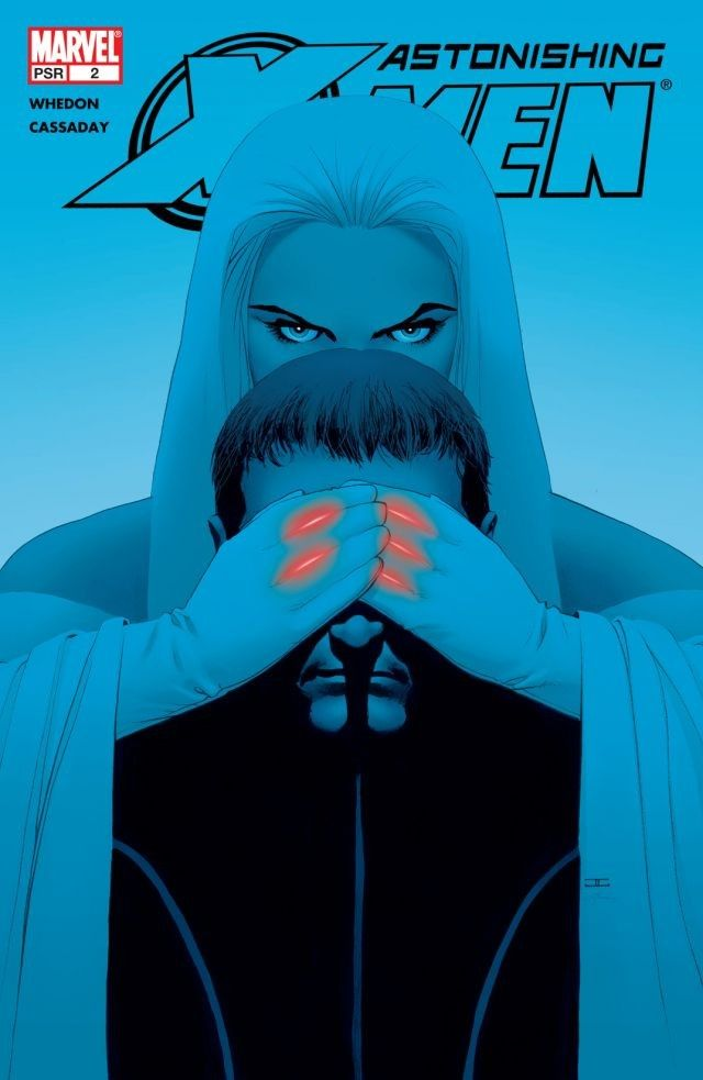 Judging by the Cover - Our favorite Emma Frost covers