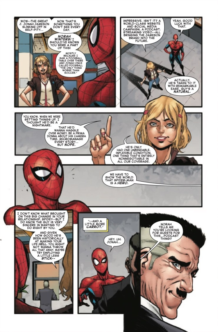 Marvel Preview: Amazing Spider-Man #39