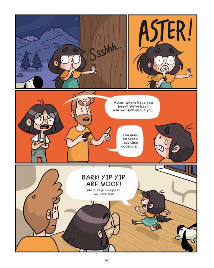 Aster and the Accidental Magic Review