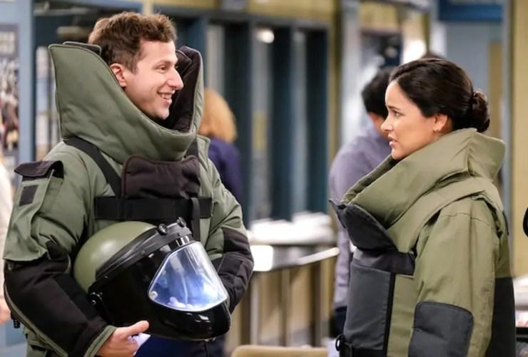 Brooklyn Nine-Nine Season 7 Episode 4 Recap: 'The Jimmy Jab Games II'