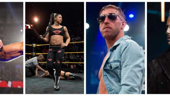 The WWE and AEW stars poised to break through in 2020