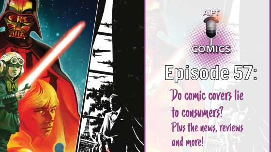 A podcast to keep you up to date and connected with the latest comic book news and more.