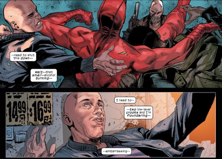 Daredevil is back in red, but what does that mean?