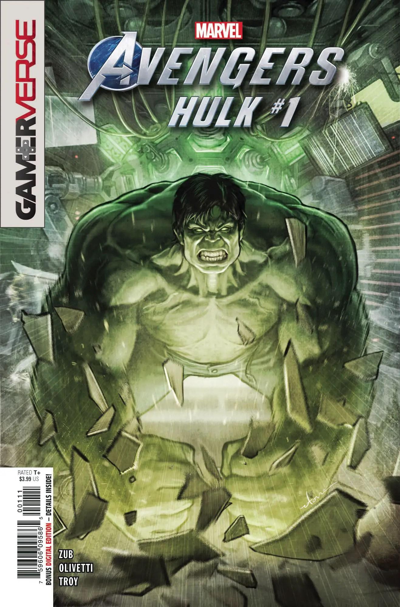 Avengers: Hulk #1 Review