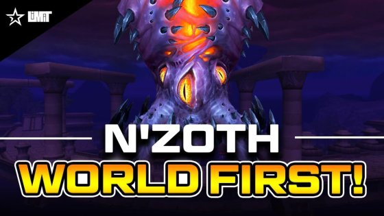 Complexity Limit secure world first Mythic N'Zoth the Corruptor kill