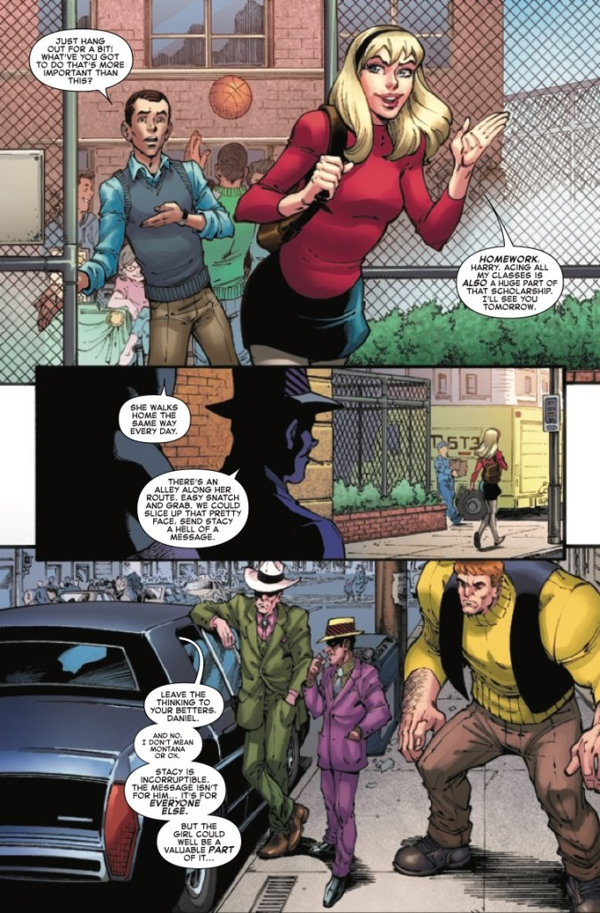 Marvel Preview: Gwen Stacy #1