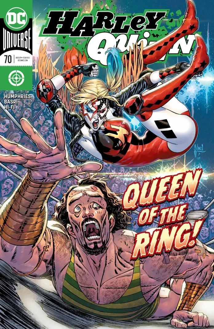 Harley Quinn #70 Review