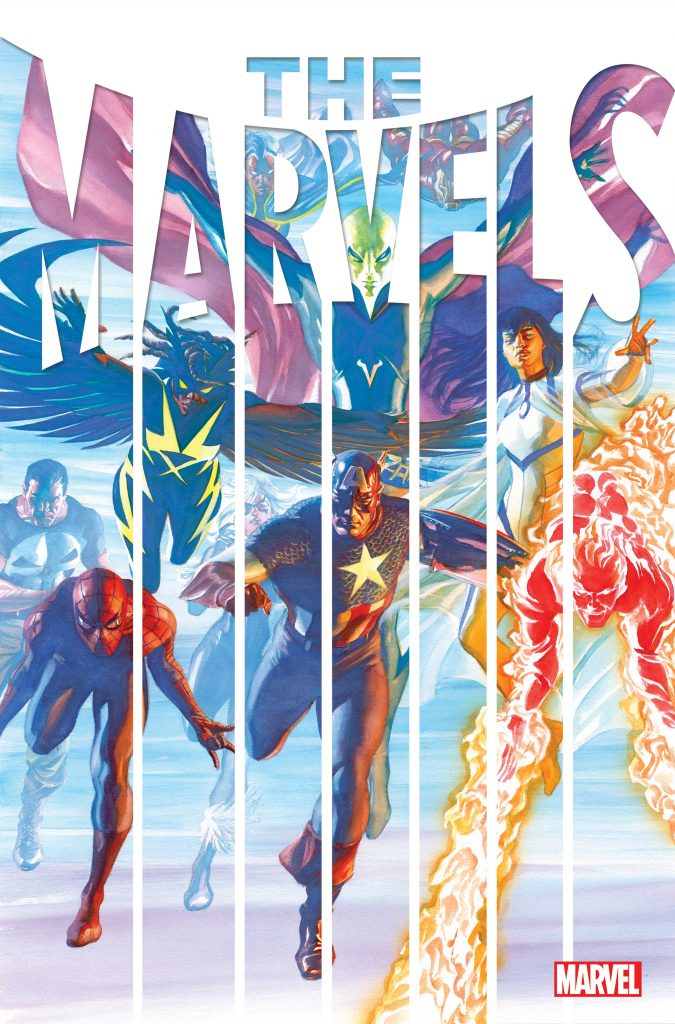 Marvel Comics reveals new details on 'The Marvels' coming May 2020