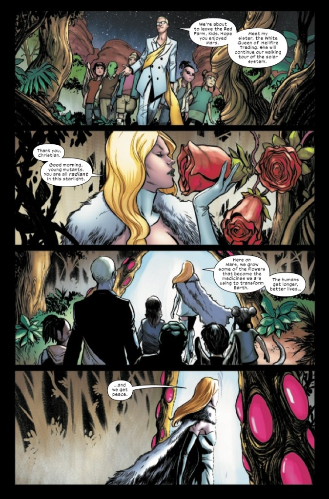 Marvel Preview: Marauders #8
