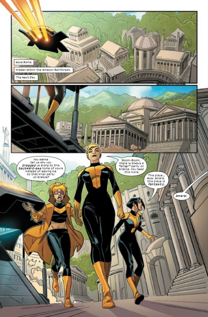 Marvel Preview: New Mutants #8