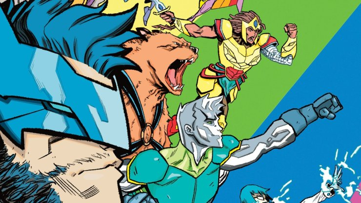 The 'Pride' of digital comics: A career-spanning interview with writer Joe Glass