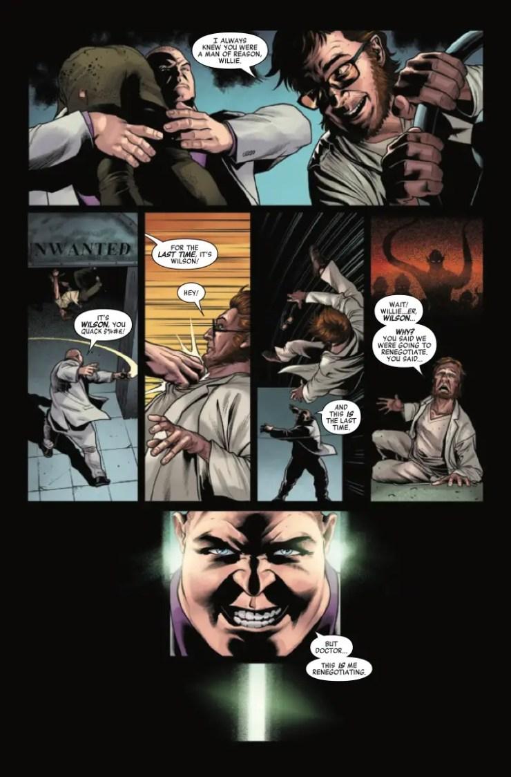 Marvel Preview: Ravencroft #2