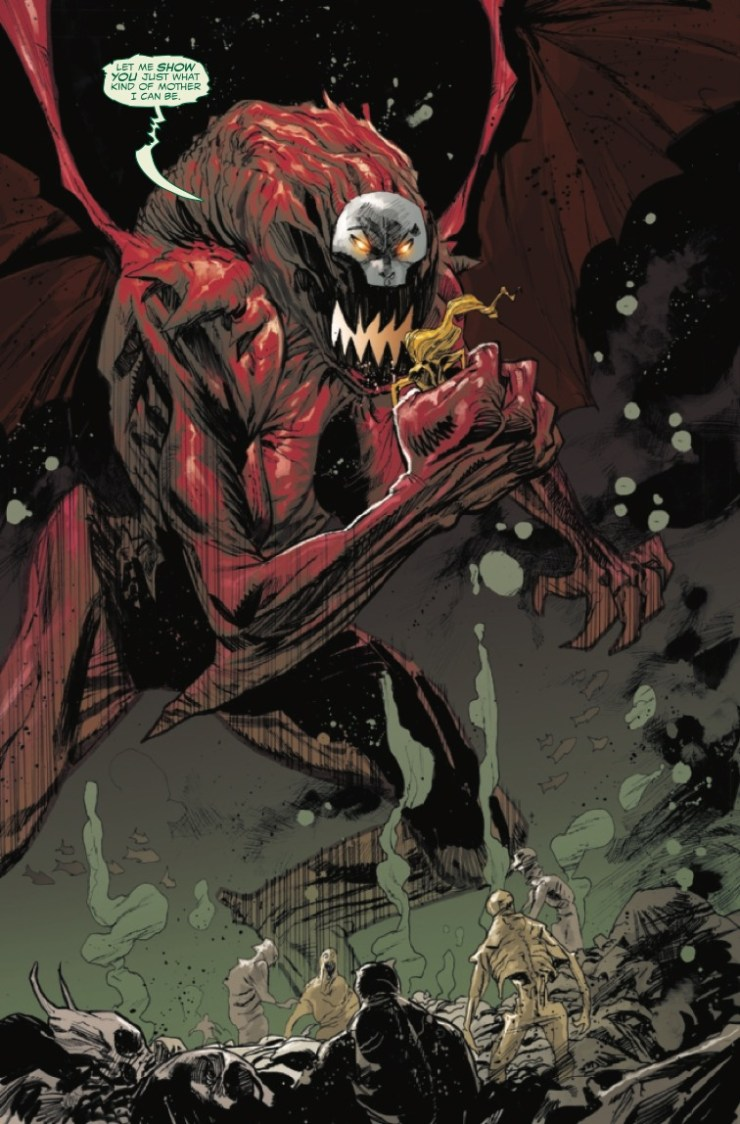 Marvel Preview: Scream: Curse of Carnage #4