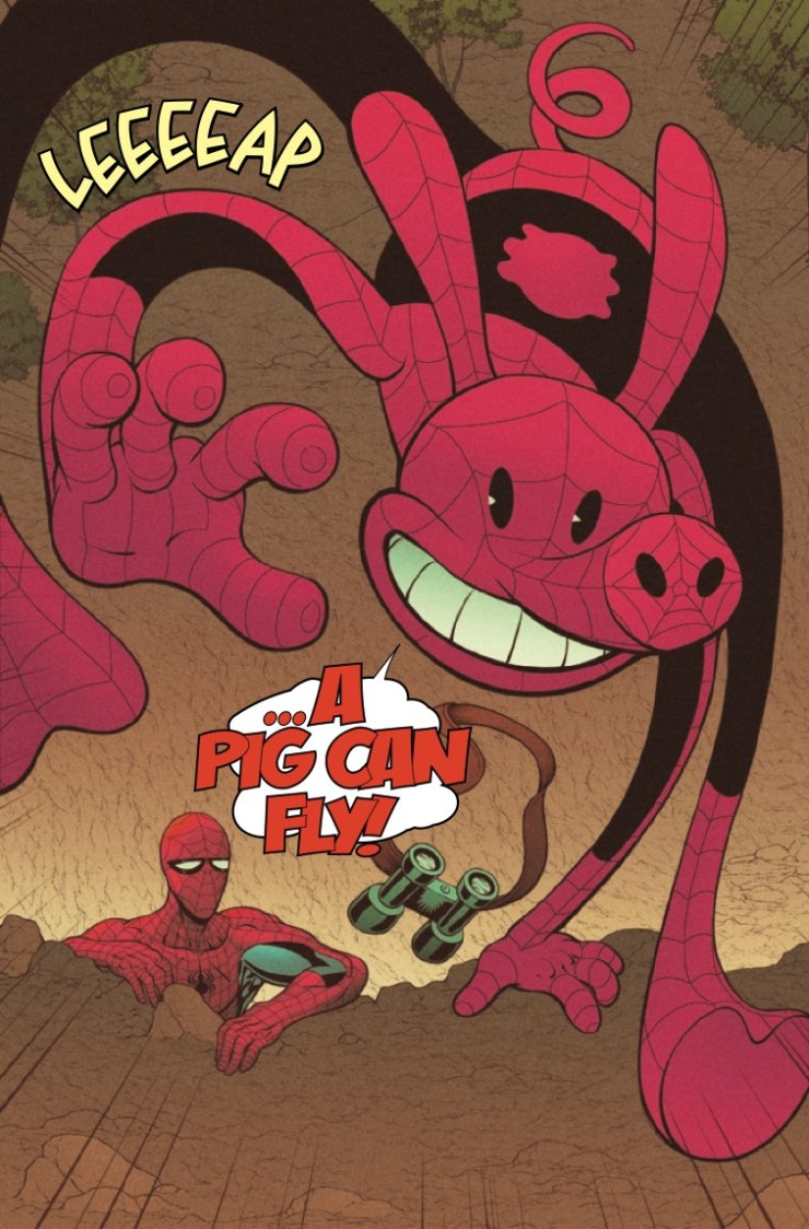 Marvel Preview: Spider-Ham #3