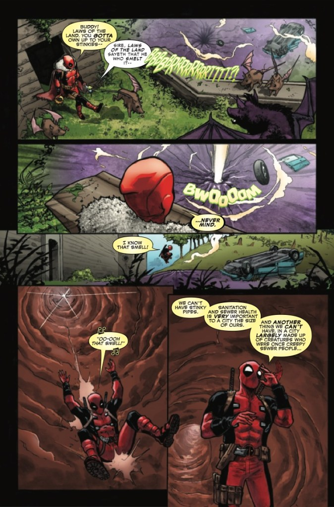 Marvel Preview: Strikeforce #7