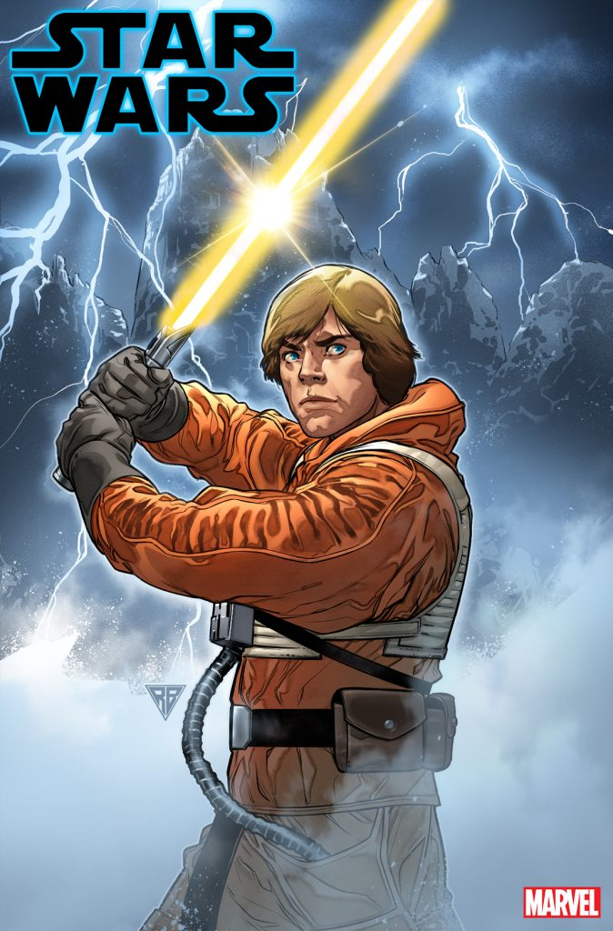 Star Wars First Look: Luke gets a new (yellow) lightsaber in 'Star Wars' #6