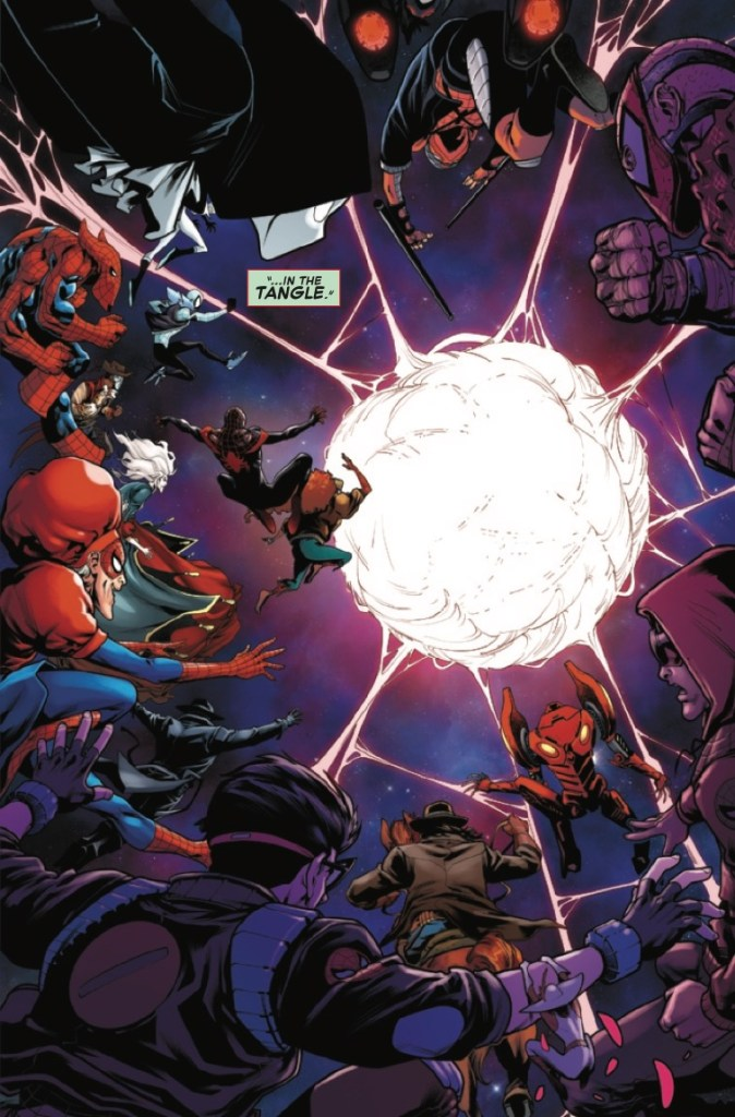 Marvel Preview: Spider-Verse #6
