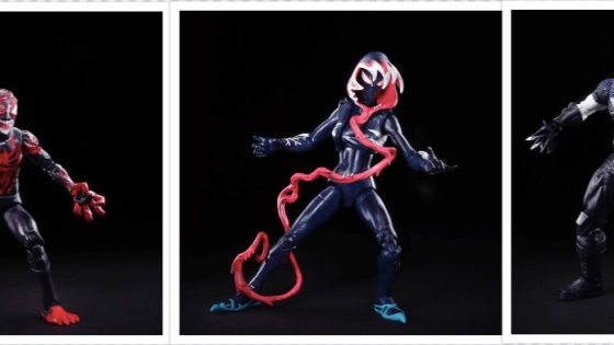 Toy Fair 2020 may not start until tomorrow, but the previews have already started rolling in...and you're a Marvel Legends collector who likes Venom, then this is going to be a very good year for you!