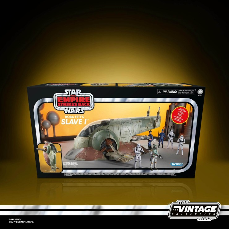 Toy Fair 2020: Hasbro Star Wars action figure and vehicle reveals