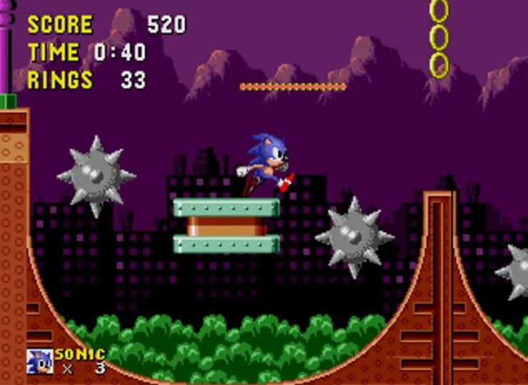 Retro Review: Sonic the Hedgehog (Sega Genesis)