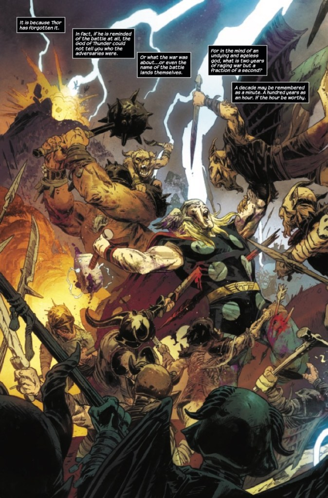 Marvel Preview: Thor #3