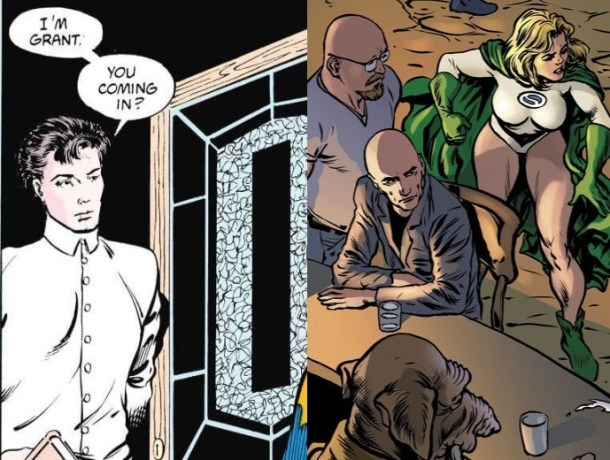 Alpha and Omega: The beginning and ending of Grant Morrison's DC cycle