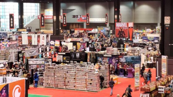 """C2E2 2020 day one recap: """"I've never been to a con before and now I'm covering one for AIPT"""""""