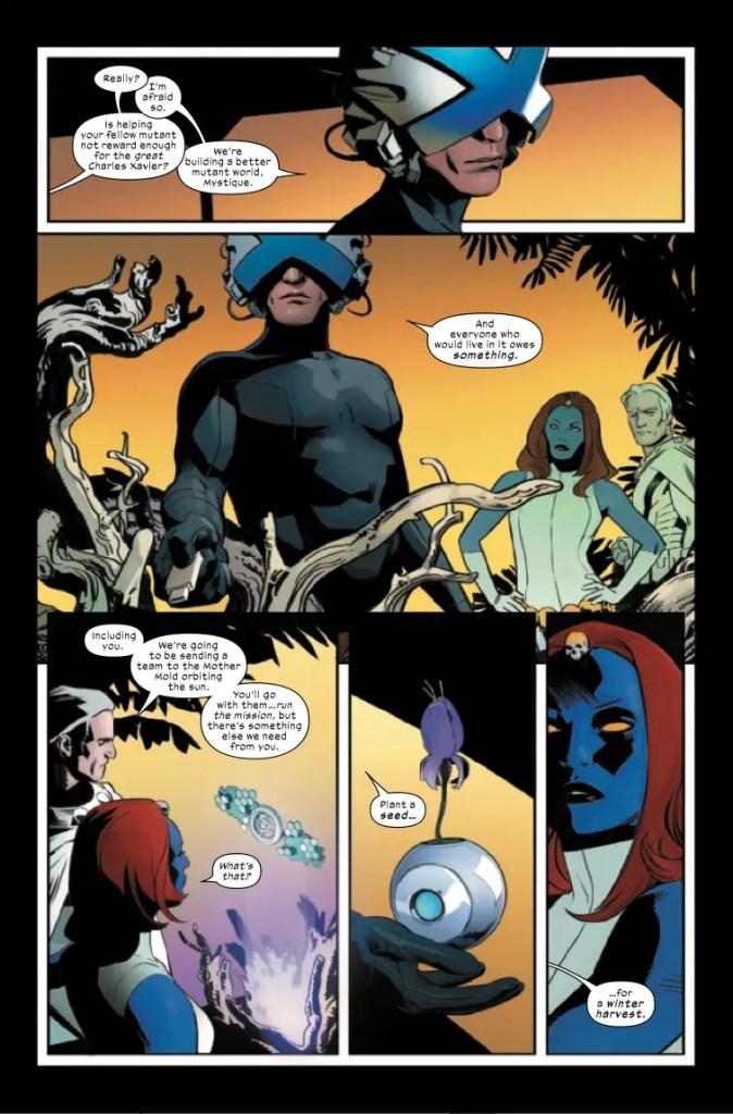 Marvel Preview: X-Men #6