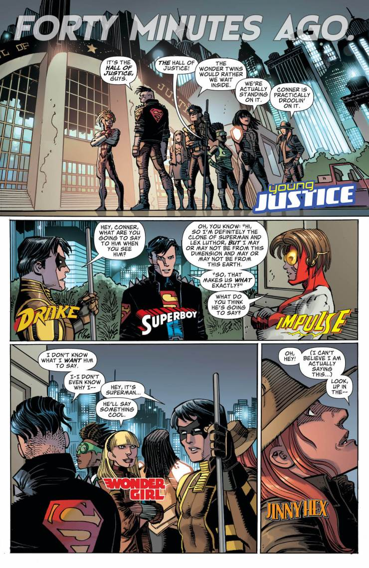 DC Preview: Action Comics #1020